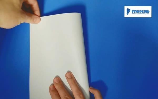 Как сделать кораблик из бумаги - фото 2