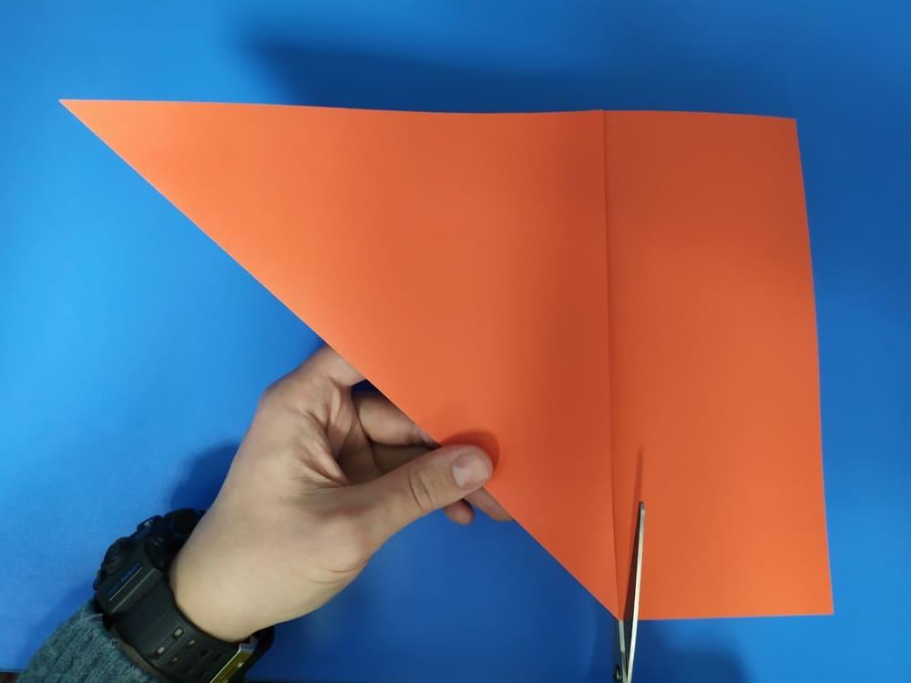 Как сделать конверт из бумаги - фото 2