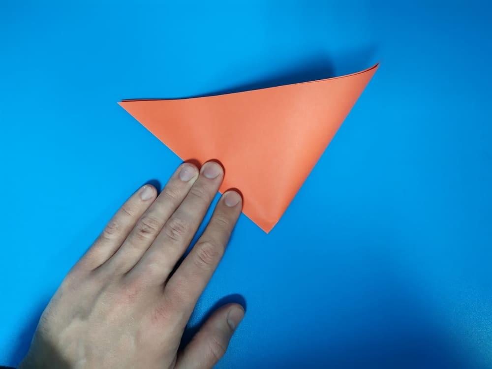 Как сделать конверт из бумаги - фото 3