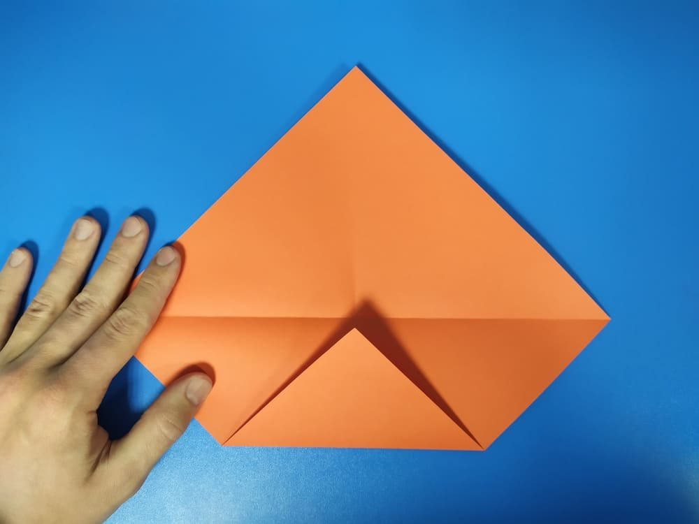 Как сделать конверт из бумаги - фото 5