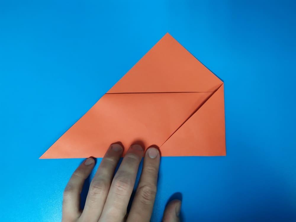 Как сделать конверт из бумаги - фото 7