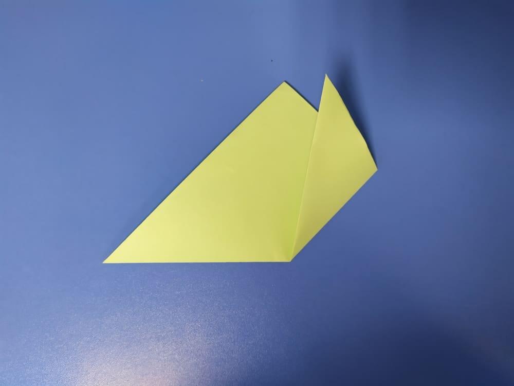 Как сделать милую закладку из бумаги - фото 4