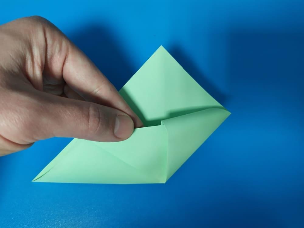 Как сделать милую закладку из бумаги - фото 7