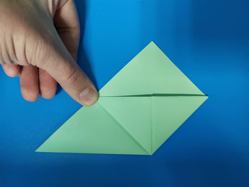 Как сделать милую закладку из бумаги - фото 8