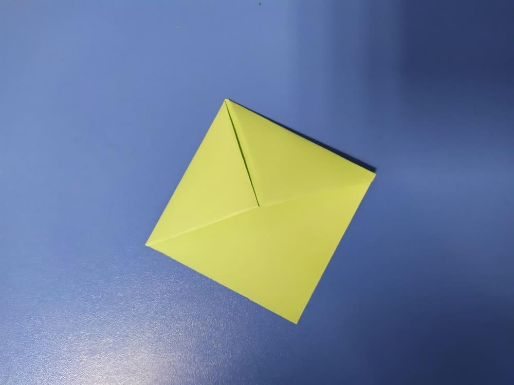 Как сделать милую закладку из бумаги - фото 9