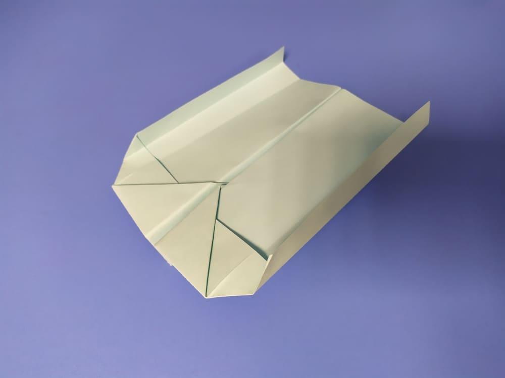 Самолетик из бумаги Бумеранг