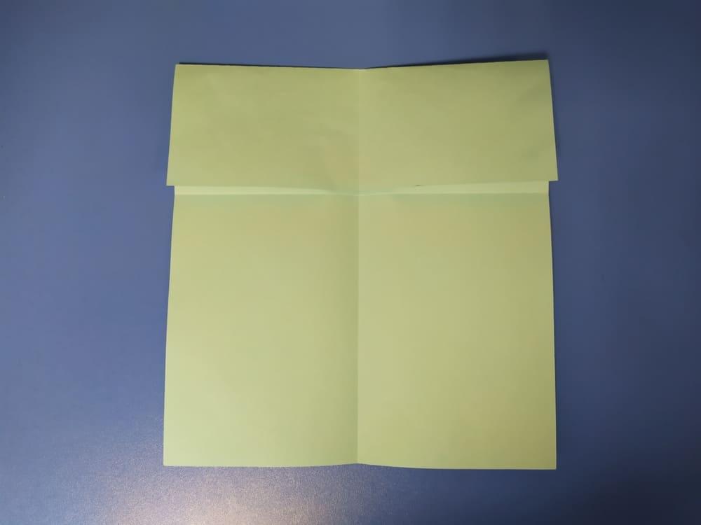 Самолетик из бумаги Бумеранг - фото 1