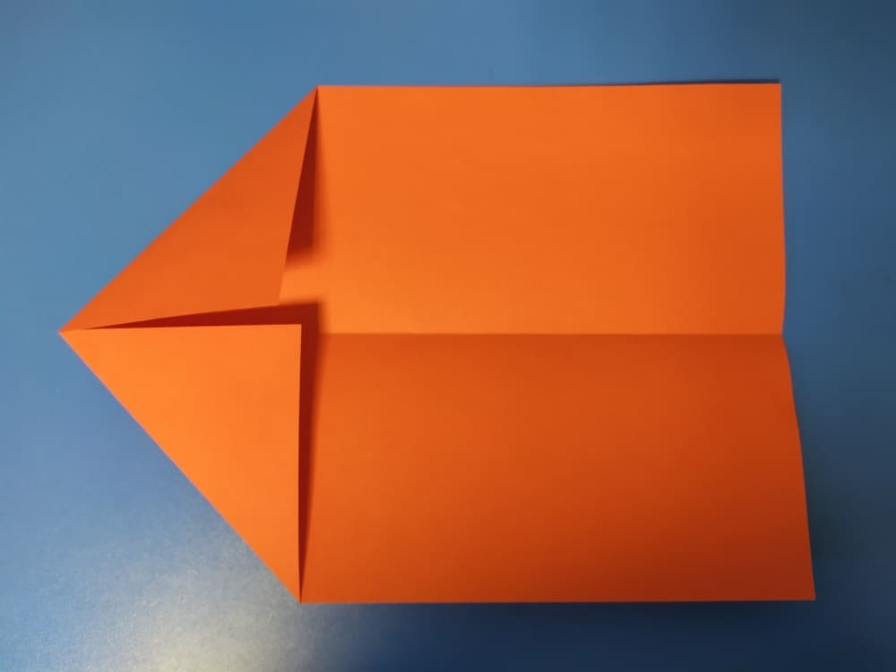 Самолетик из бумаги Быстрый - фото 1