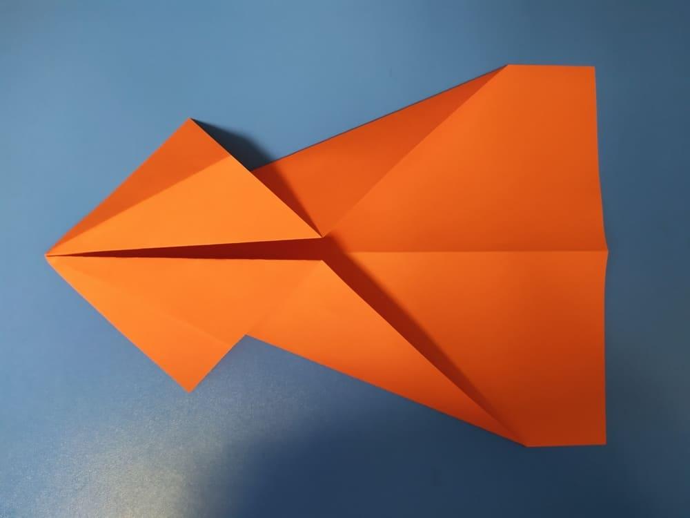 Самолетик из бумаги Быстрый - фото 3