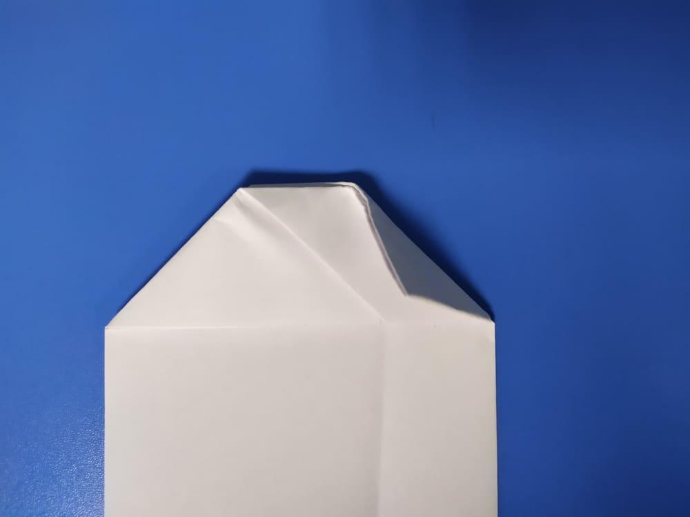 Самолетик из бумаги Грозный молот - фото 7