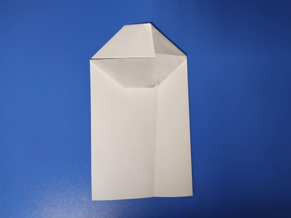 Самолетик из бумаги Грозный молот - фото 8