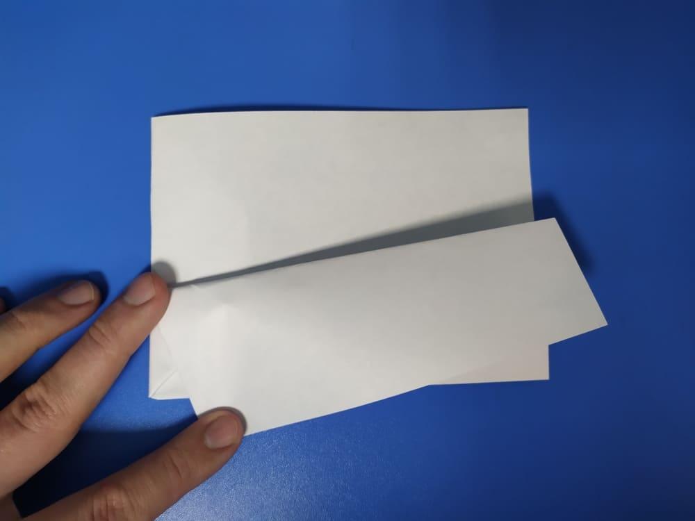 Самолетик из бумаги Грозный молот - фото 9