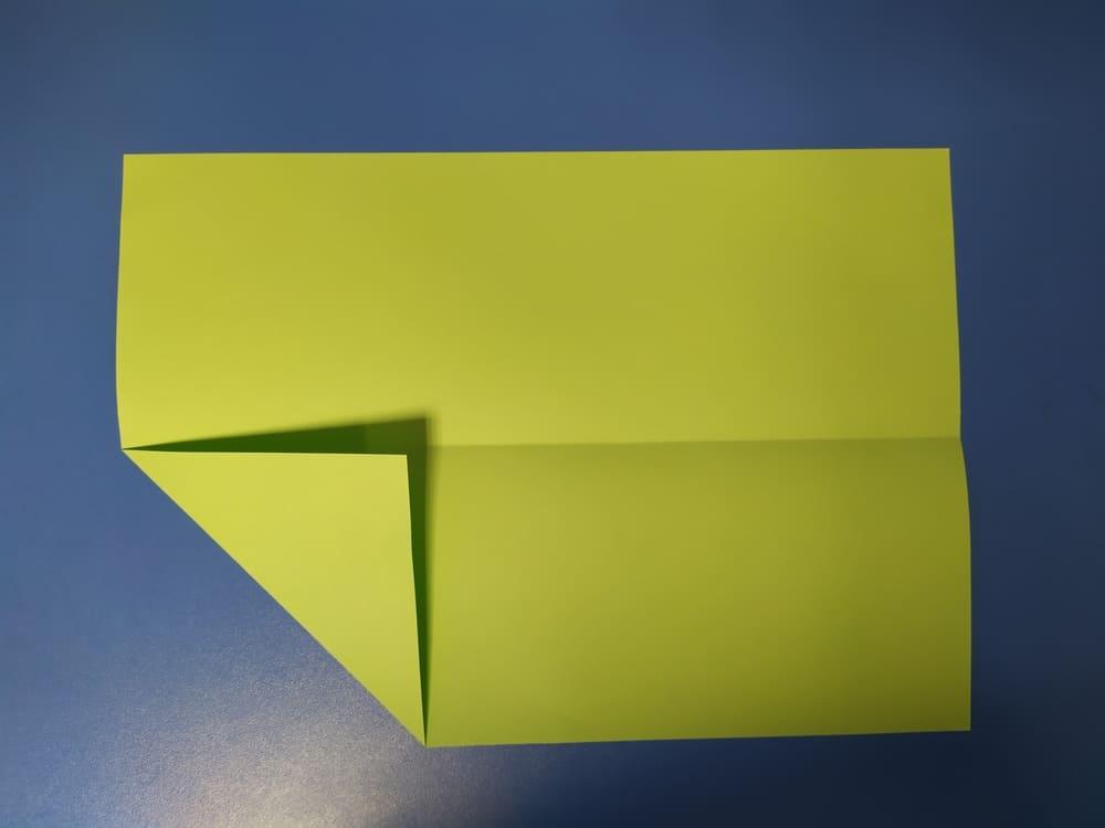 Самолетик из бумаги Истребитель - фото 2