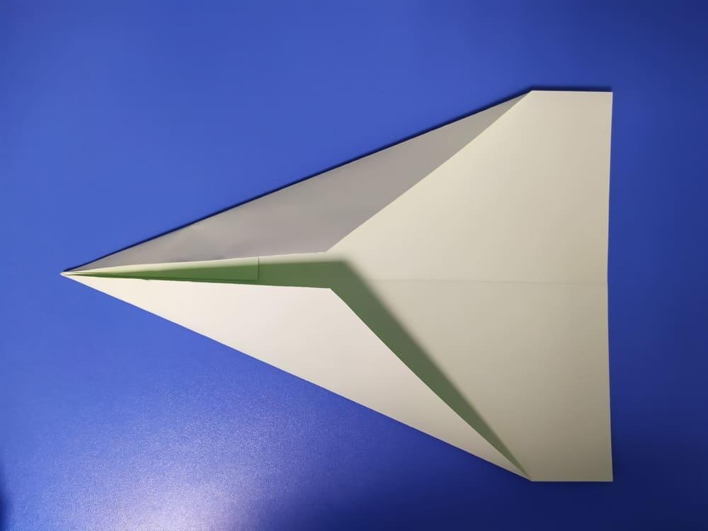 Самолетик из бумаги Стрела - фото 4