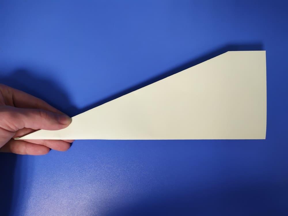 Самолетик из бумаги Стрела - фото 5