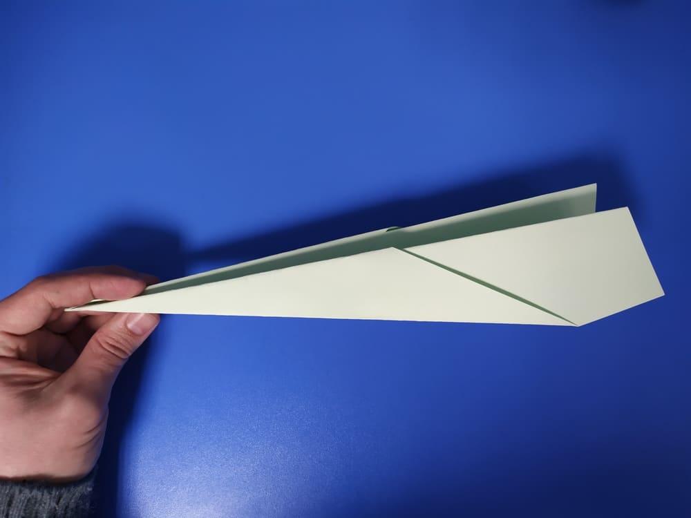 Самолетик из бумаги Стрела - фото 6