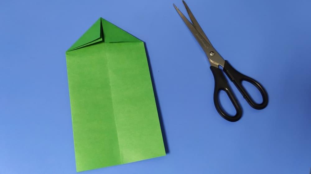 Как сделать голову ящерицы из бумаги фото 5