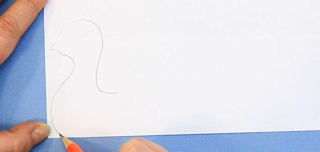 Объёмный голубь из бумаги к 1 мая - фото 3