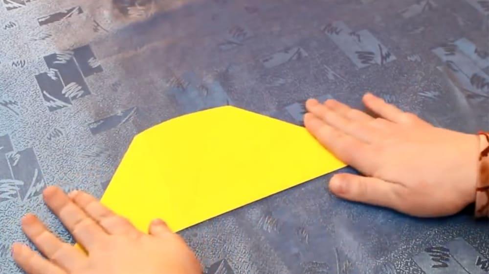 Хлопушка из бумаги - фото 3