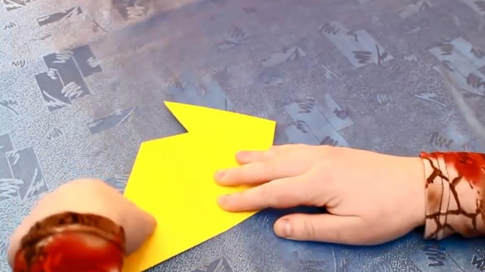 Хлопушка из бумаги - фото 4
