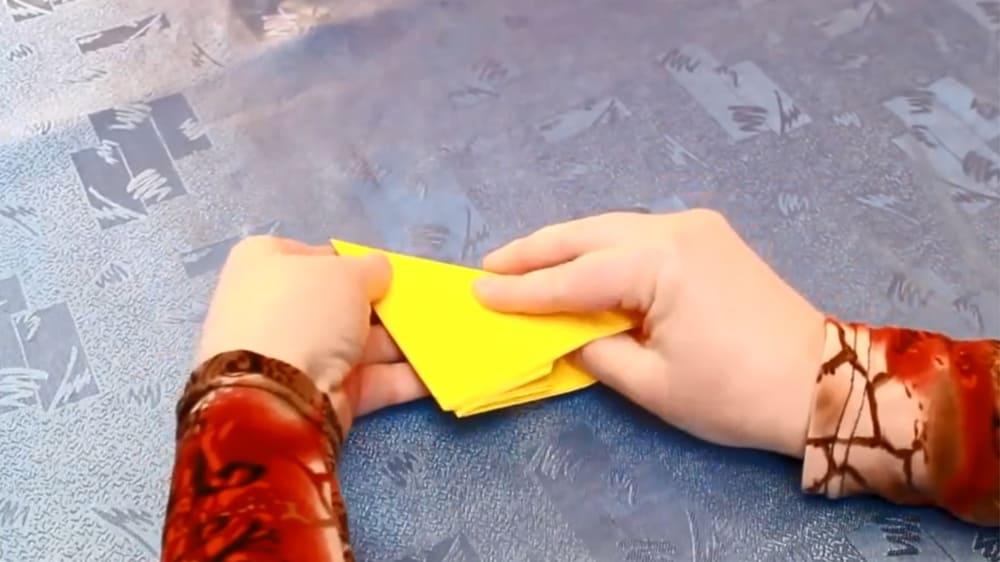 Хлопушка из бумаги - фото 5