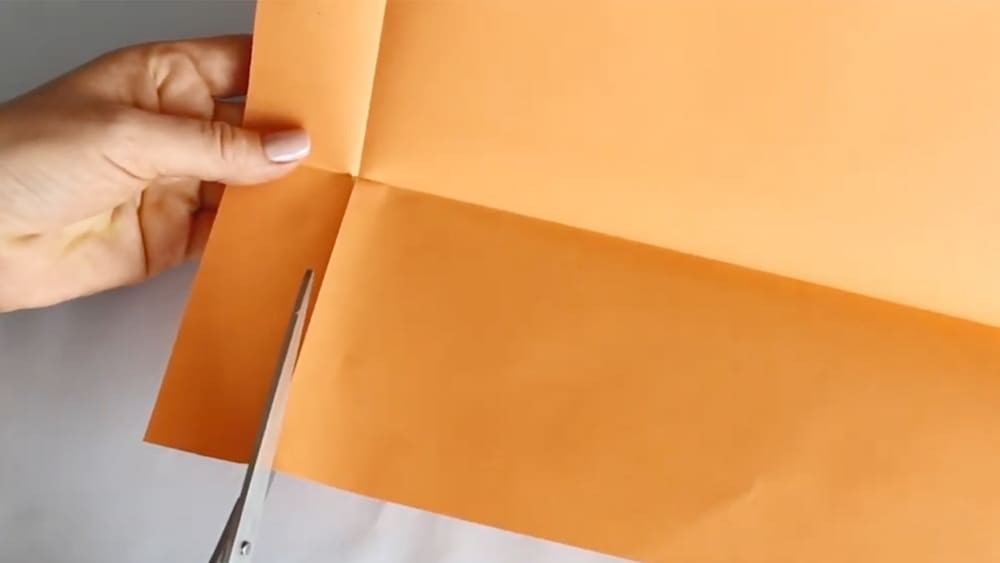 Ежик из бумаги - фото 2