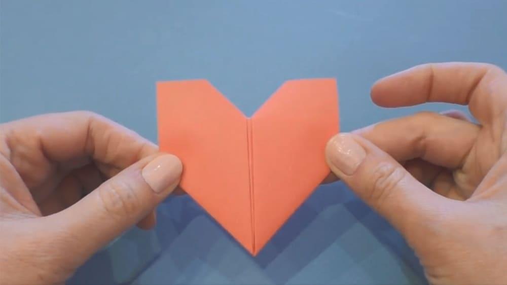 Сердце из бумаги - фото 10