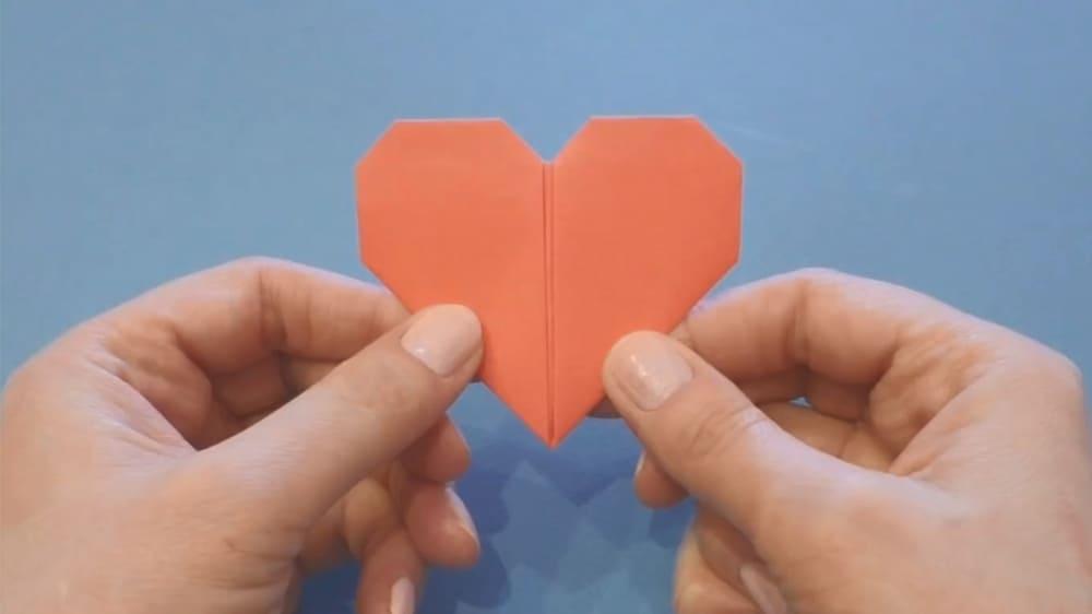 Сердце из бумаги - фото 14