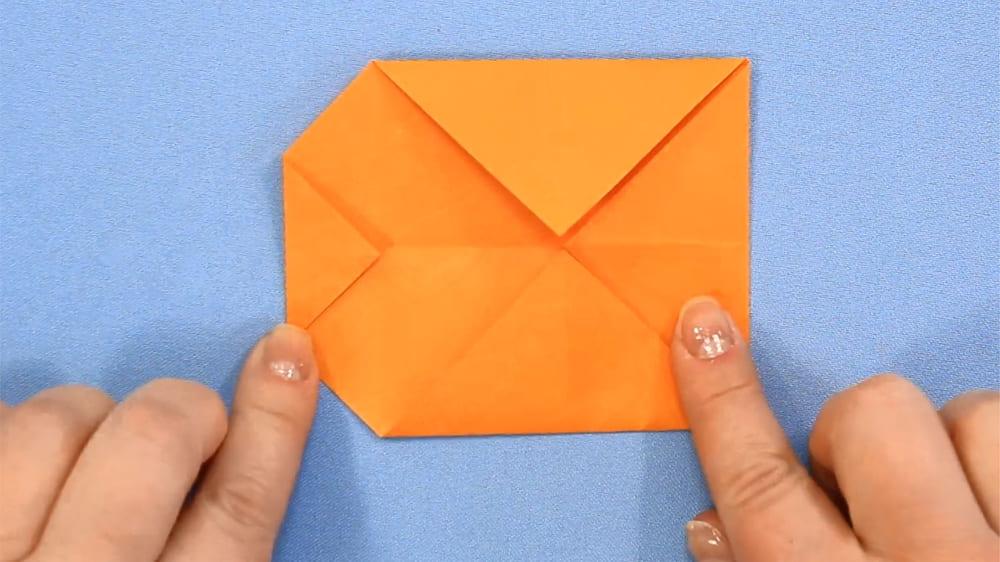 Собака-оригами из бумаги - 3