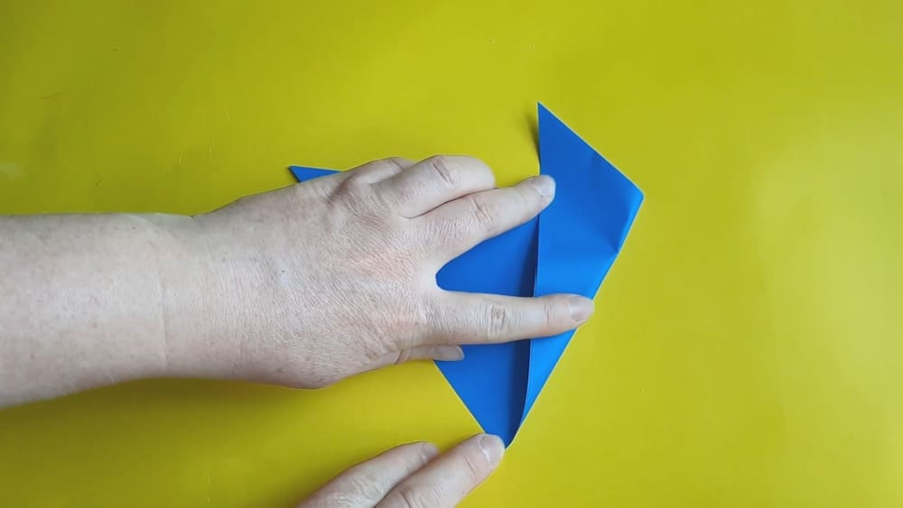 Лебедь из бумаги - фото 2