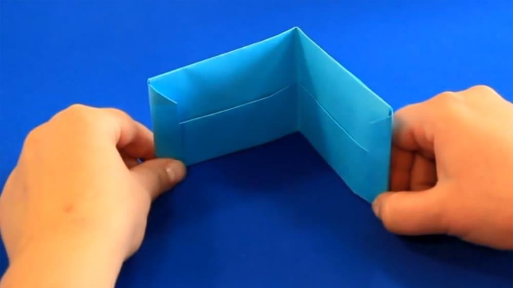 Кошелёк из бумаги - фото 11