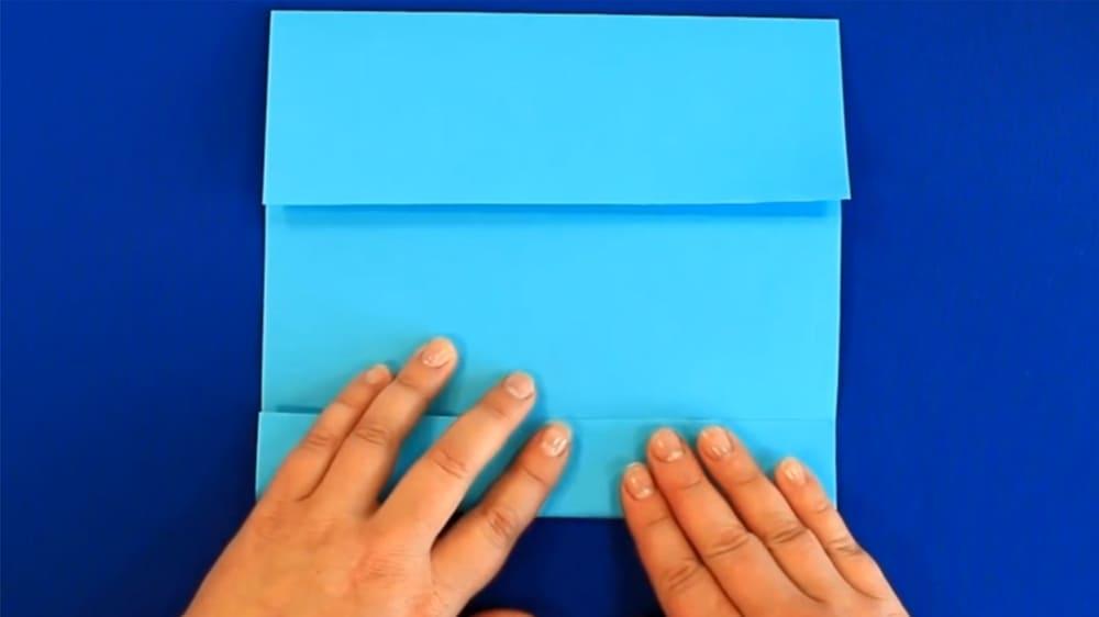 Кошелёк из бумаги - фото 3