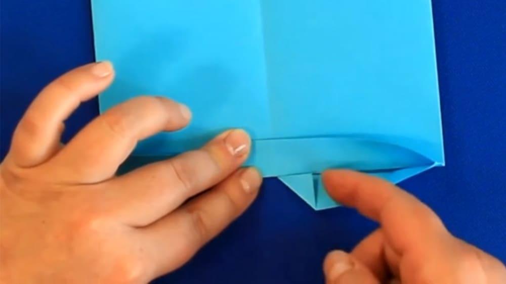 Кошелёк из бумаги - фото 5