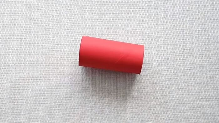Ракета из цветного картона - фото 2