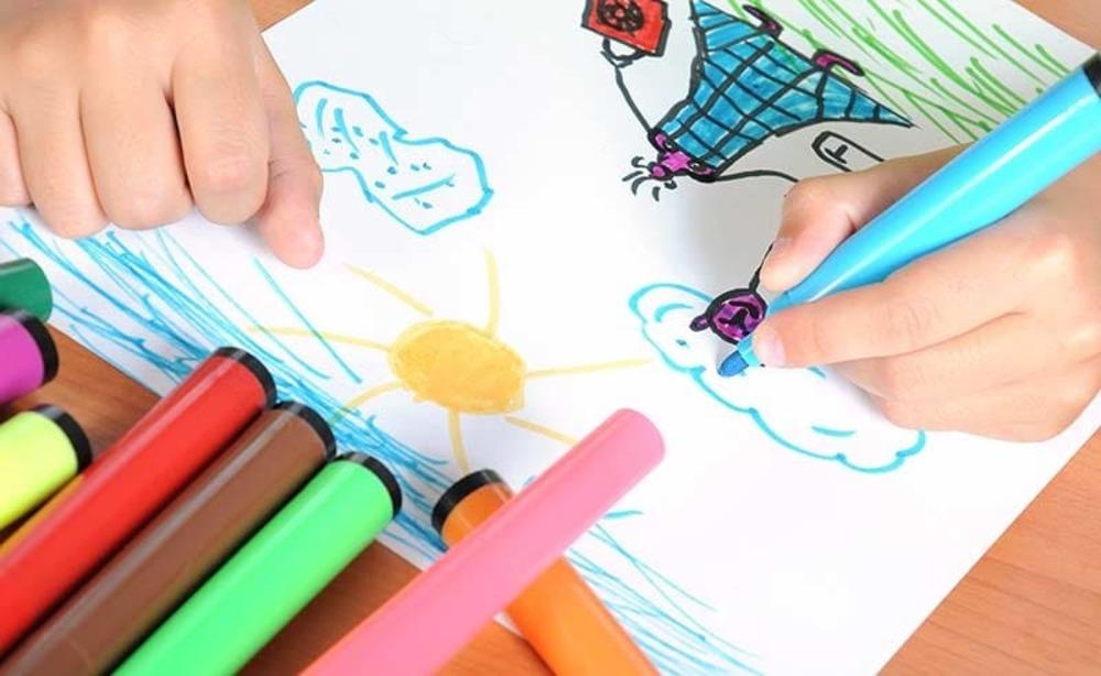 Как выбрать фломастеры для детей
