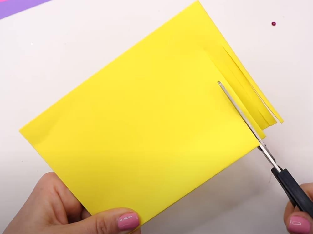 Букет из бумаги своими руками - фото 5