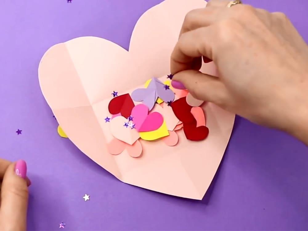 Конверт на День святого Валентина - фото 13