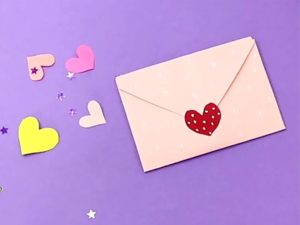Конверт на День святого Валентина - фото 16