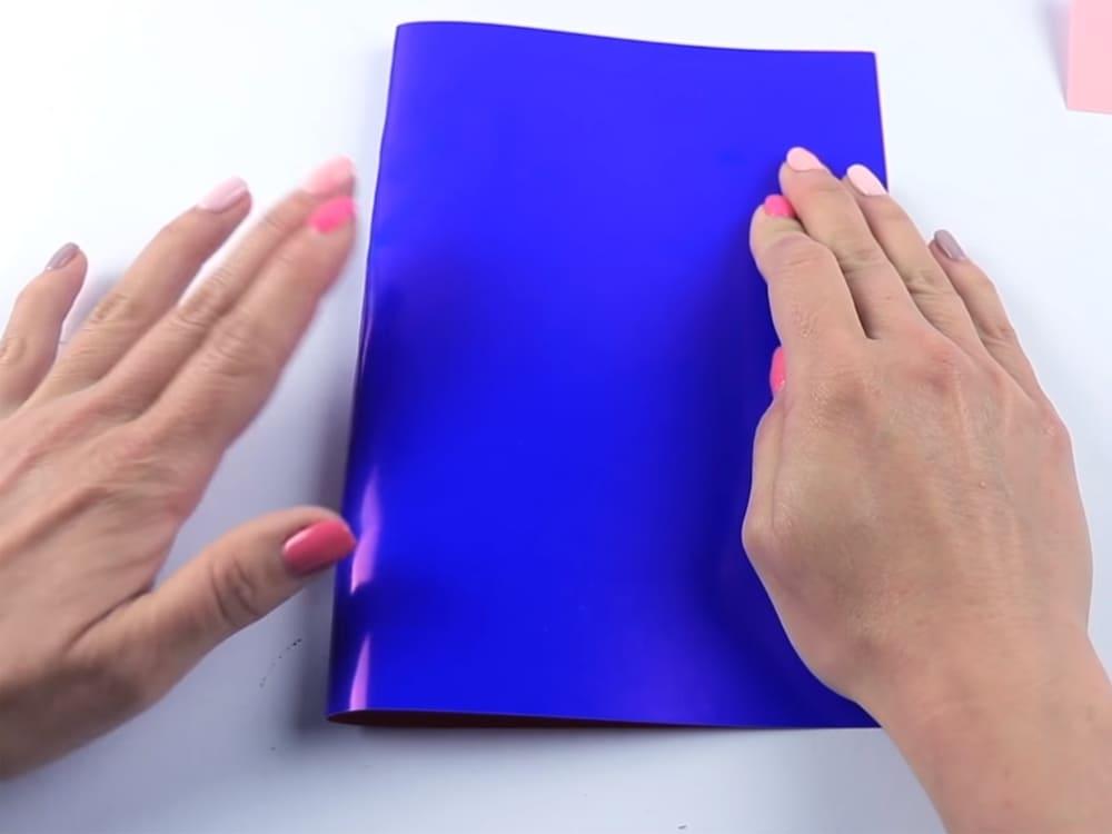 Двигающаяся открытка своими руками - фото 11