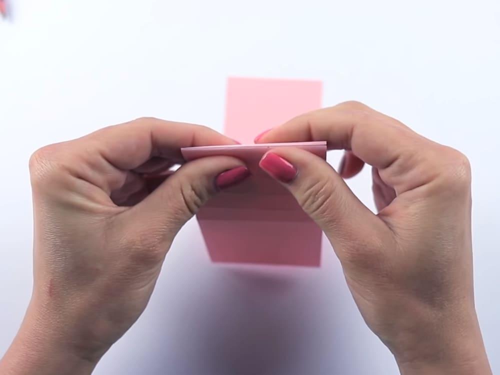 Двигающаяся открытка своими руками - фото 6