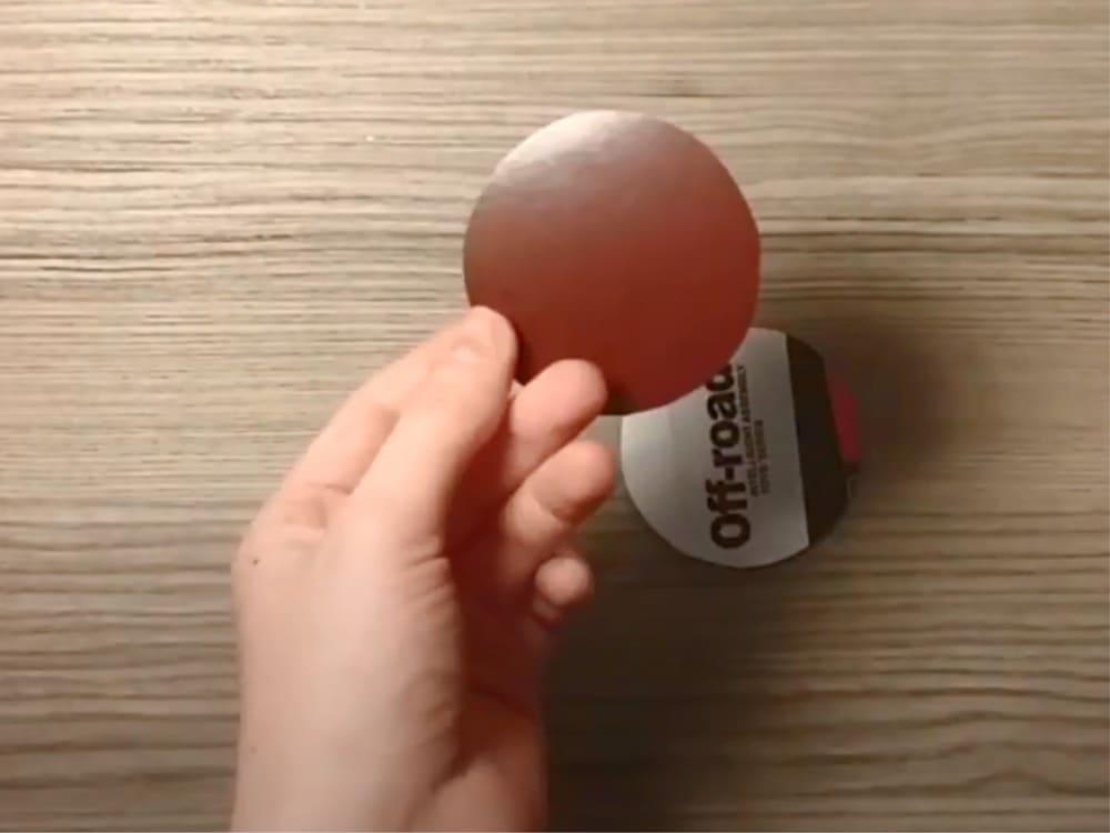 Кулич из картона своими руками - фото 1