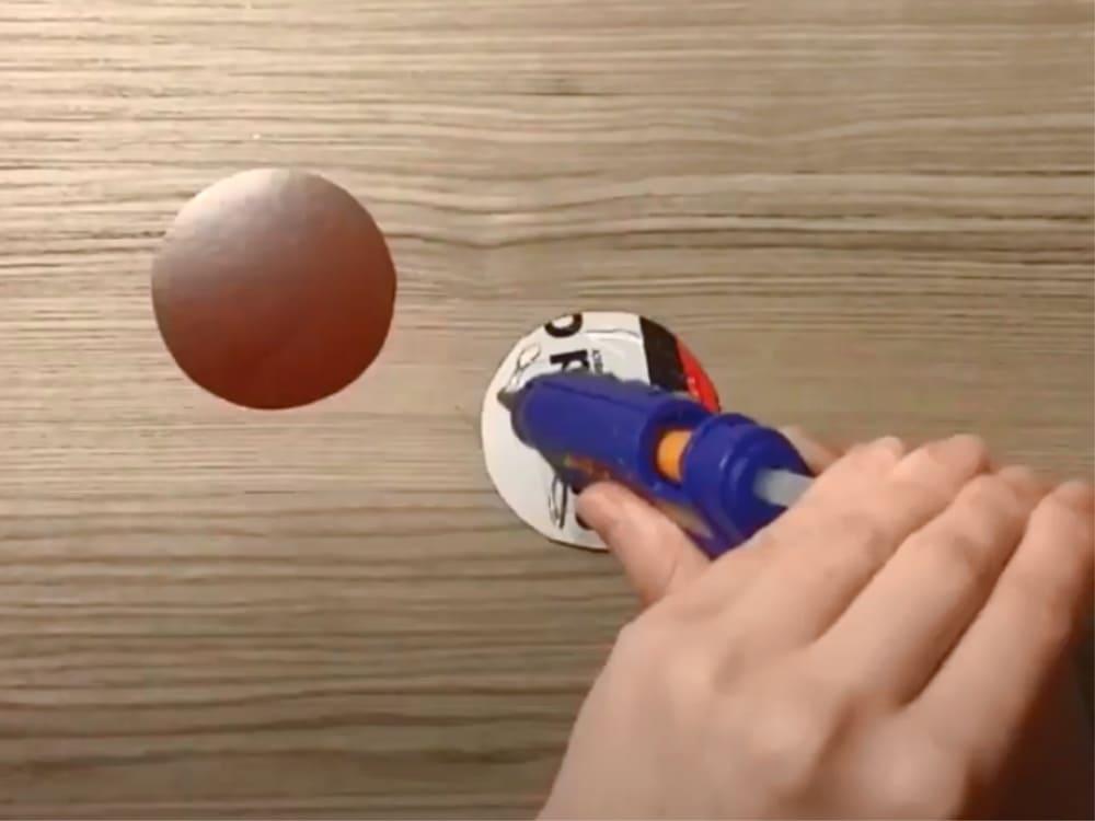 Кулич из картона своими руками - фото 2
