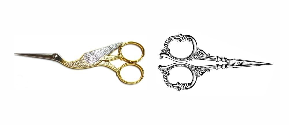 Средневековые ножницы