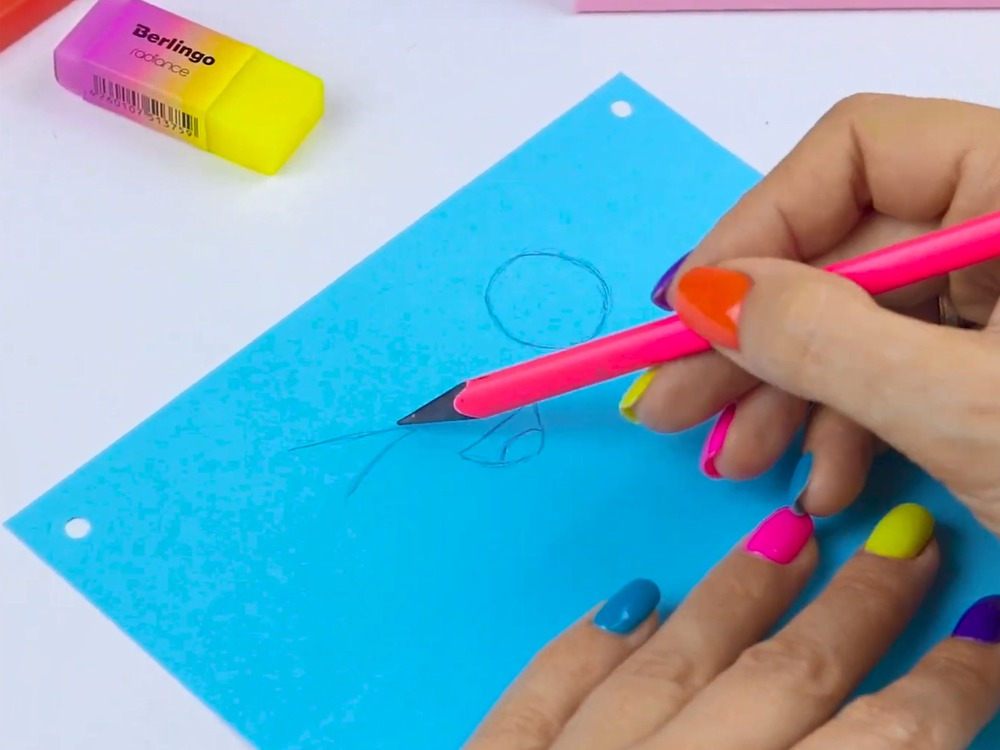 Как сделать пенал из бумаги - фото 10