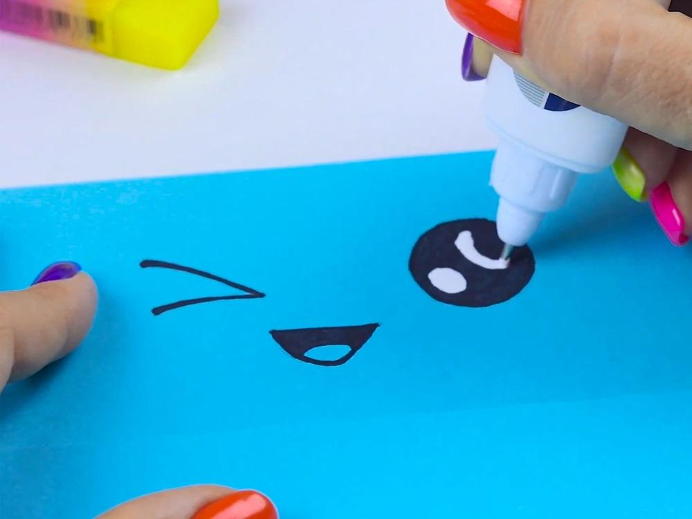Как сделать пенал из бумаги - фото 11