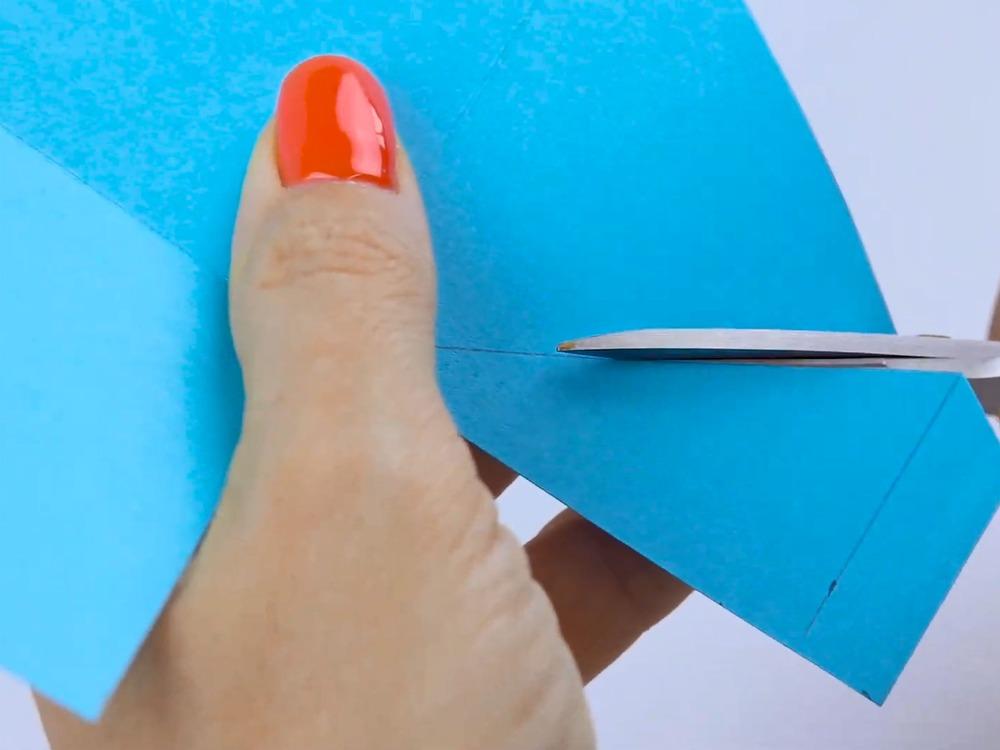 Как сделать пенал из бумаги - фото 8
