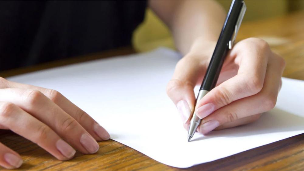 Ресурс шариковой ручки